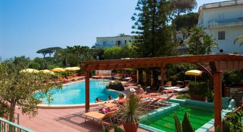 Hotel Terme La Pergola & Villa Flavio | Foto 1