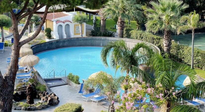 Albergo La Reginella Resort & SPA   Foto 9