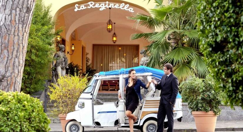 Albergo La Reginella Resort & SPA   Foto 26