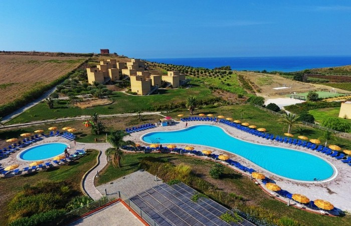 Menfi Beach Resort Formula Hotel