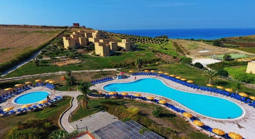 Menfi Beach Resort Formula Hotel | Foto 3