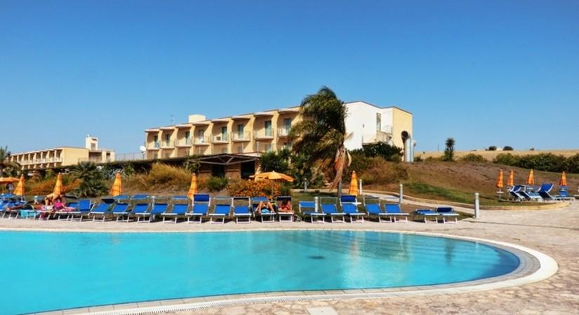 Menfi Beach Resort Formula Hotel | Foto 1