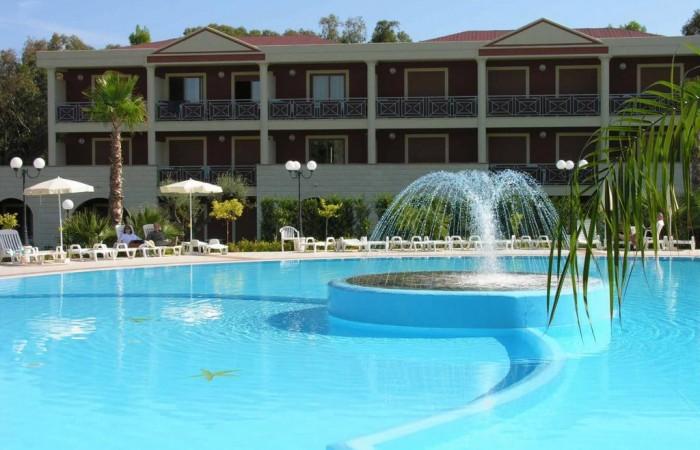 Centro Turistico Akiris Residence