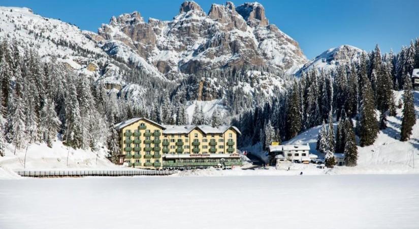 Grand Hotel Misurina   Foto 1