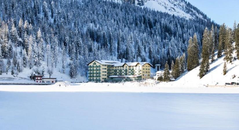 Grand Hotel Misurina   Foto 14