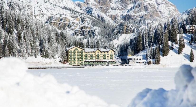 Grand Hotel Misurina   Foto 19